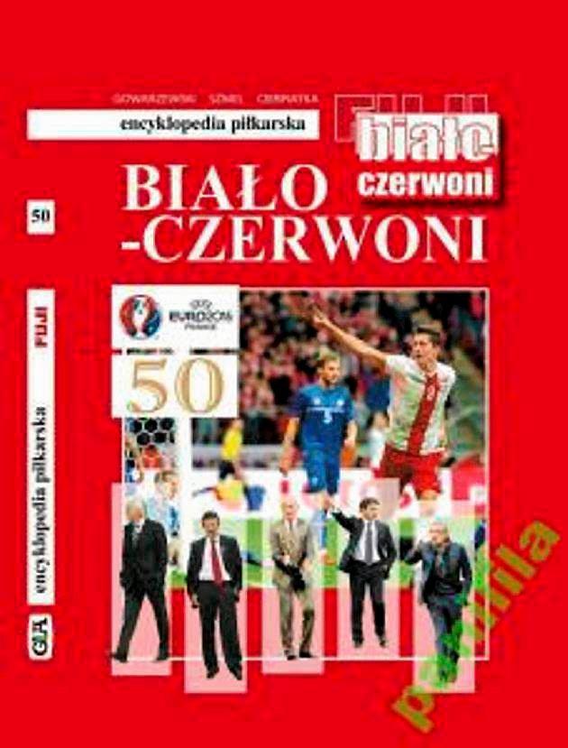 50 tom encyklopedii piłkarskiej FUJI