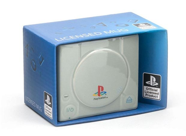Kubek dla fana PlayStation (i nie tylko!)