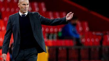 Zinedine Zidane w zeszłym sezonie rzadko mógł liczyć na komfort przy ustalaniu składu.