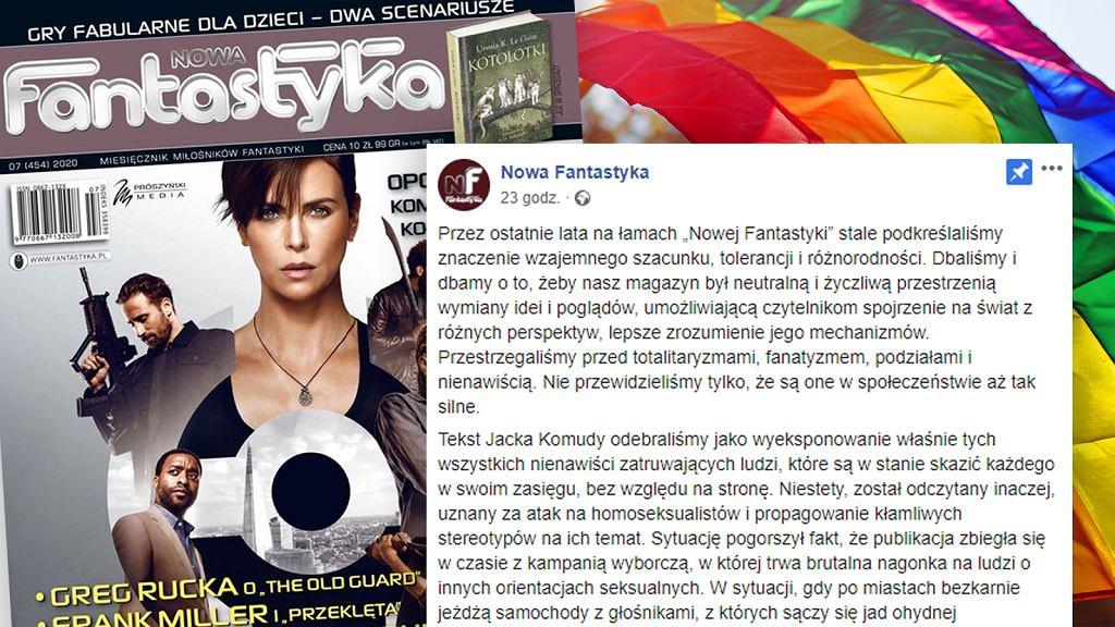 'Nowa Fantastyka'