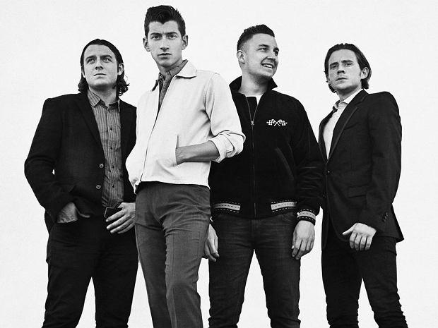 Arctic Monkeys kolejną gwiazdą tegorocznego Open'era