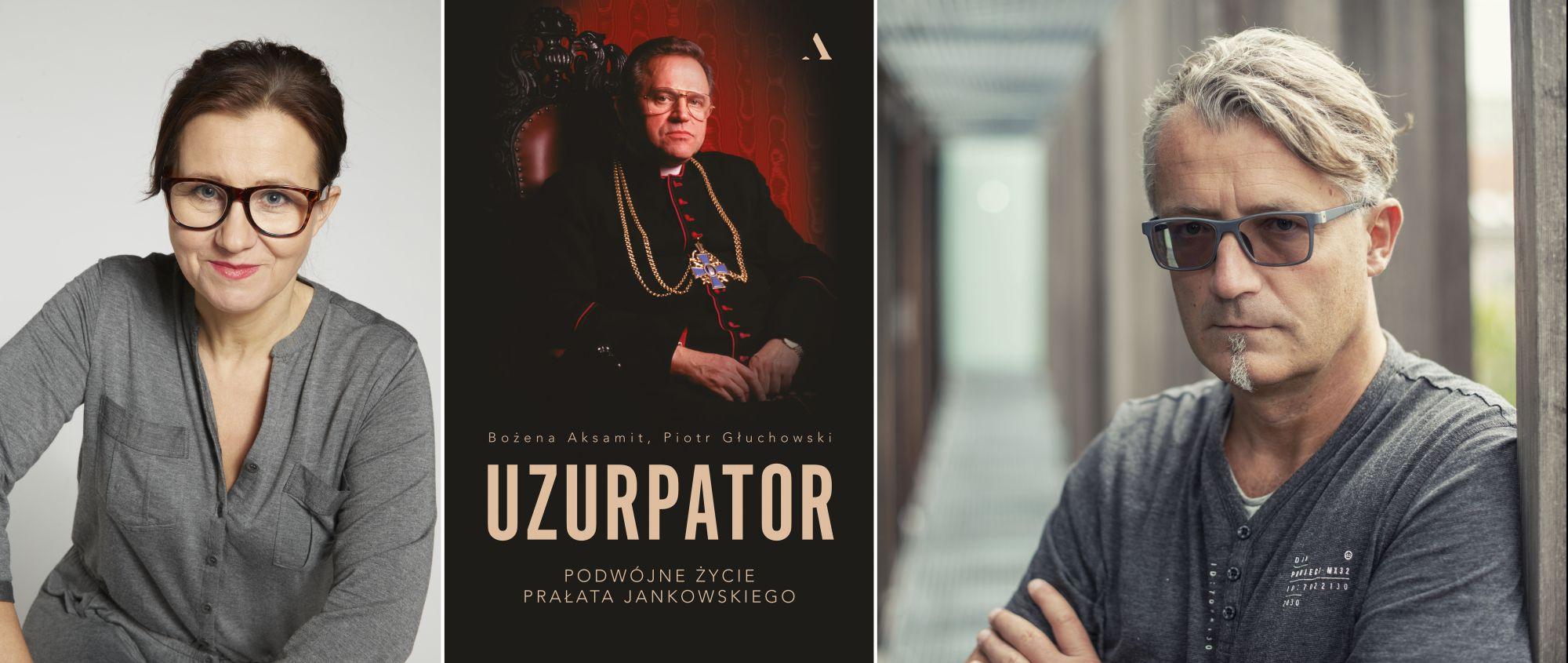Bożena Aksamit, Piotr Głuchowski (fot. materiały prasowe)