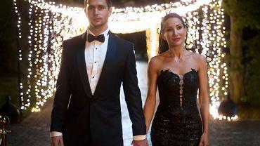 kadr z filmu 'Jak poślubić milionera'