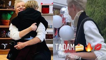 Małgorzata Kożuchowska wyprawiła przyjęcie dla syna