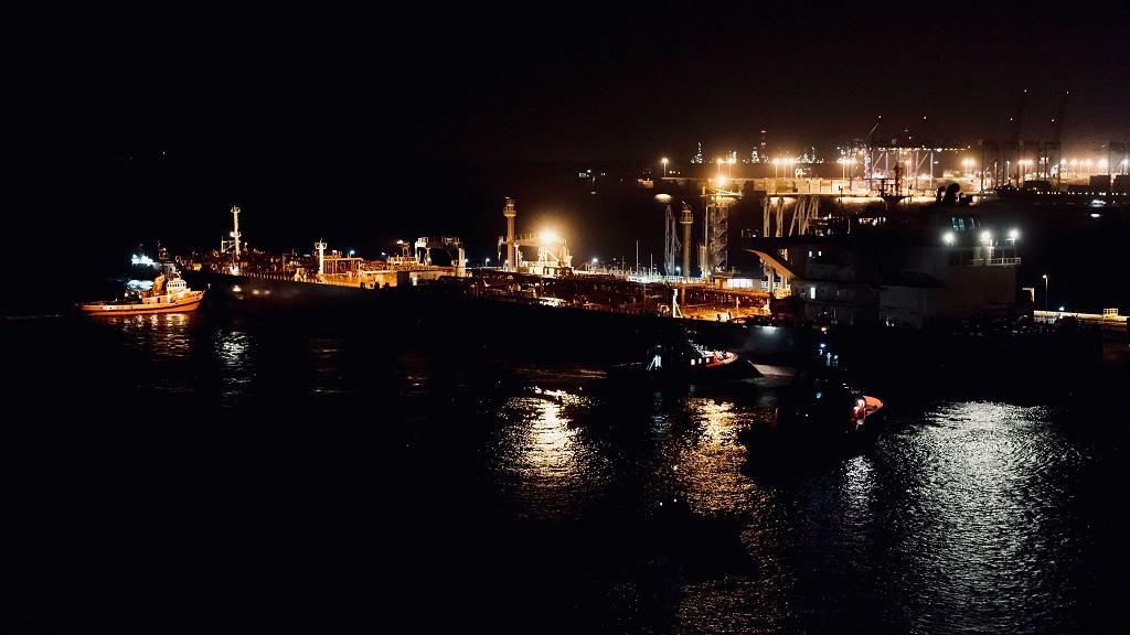 Dostawa ropy z Nigerii do Orlenu