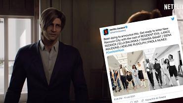 Resident Evil: Wiemy, kto znajdzie się w obsadzie serialu Netfliksa