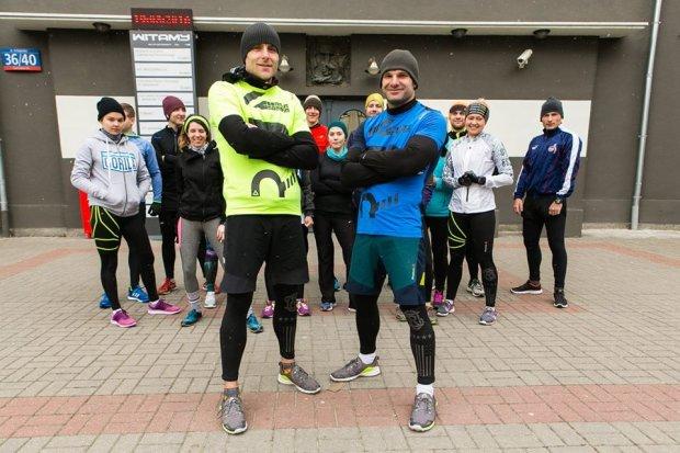 bieganie warszawa, Gorilas Run Warsaw, treningi biegowe