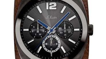 Zegarek z kolekcji S. Oliver. Cena: 775 zł