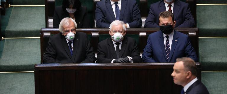 Woś o Morawieckim: Ma zdolność do przekonywania prezesa
