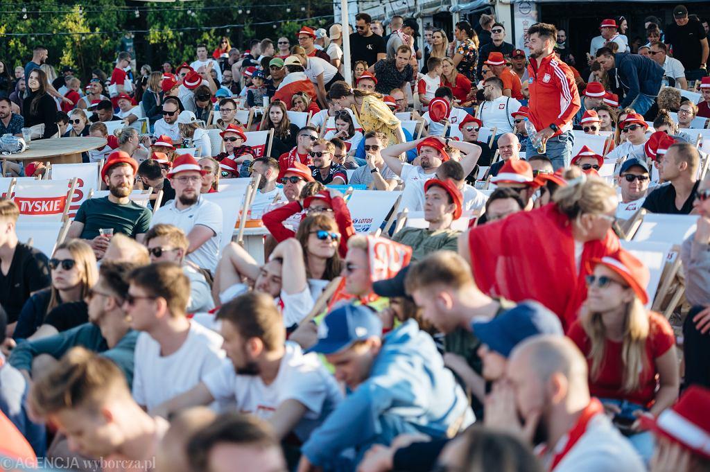 Euro 2020. Strefa kibica w Gdańsku