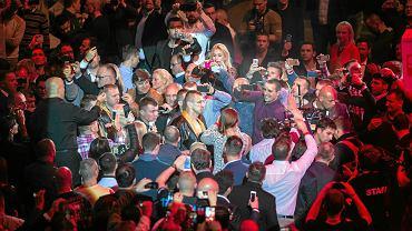 Tomasz Adamek vs. Artus Szpilka. Polsat Boxing Night, Kraków 8 października 2014
