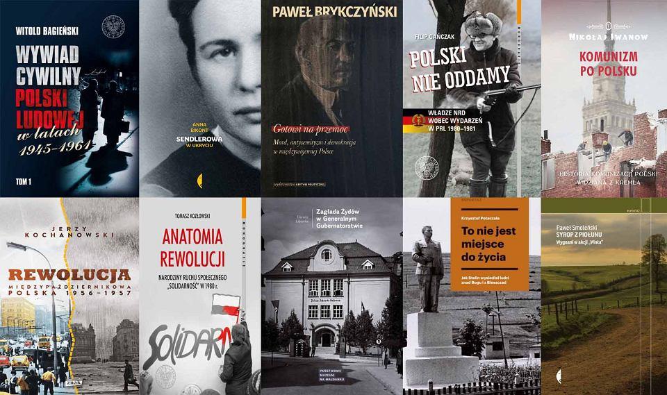 Nagroda Historyczna im. Kazimierza Moczarskiego 2018 - nominacje