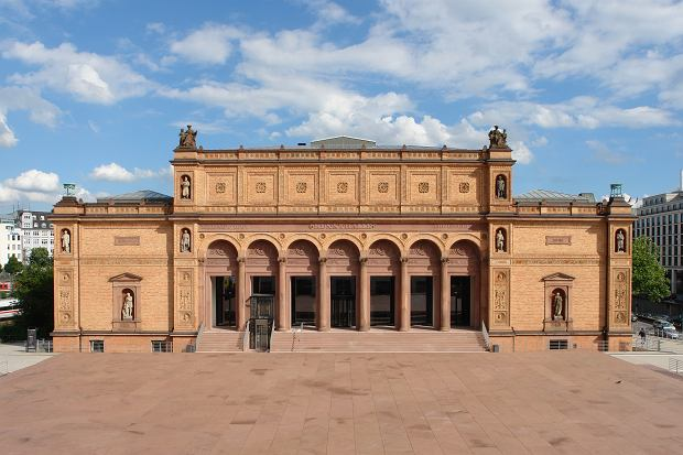 Hamburger Kunsthalle (fot. Ralf Suerbaum)