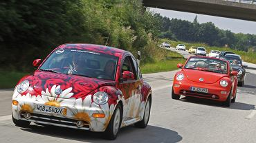 Beetle Sunshinetour 2013