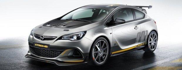 Salon Genewa 2014 | Opel Astra OPC Extreme | Najszybsza Astra  wszech czasów