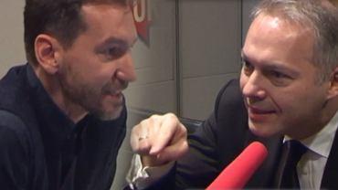 Piotr Kraśko i Jacek Żalek