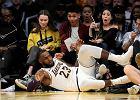 Los Angeles Lakers na razie nie zwolnią trenera
