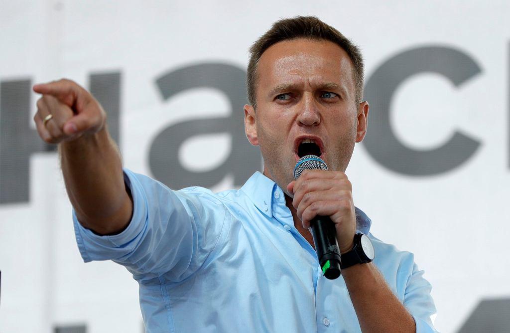 Otrucie Aleksieja Nawalnego. Moskiewski sąd zbada, czy nie naruszono prawa