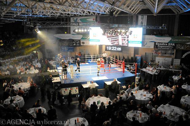 Gala bokserska na dziesięciolecie Skorpiona Szczecin. Będą też gwiazdy MMA