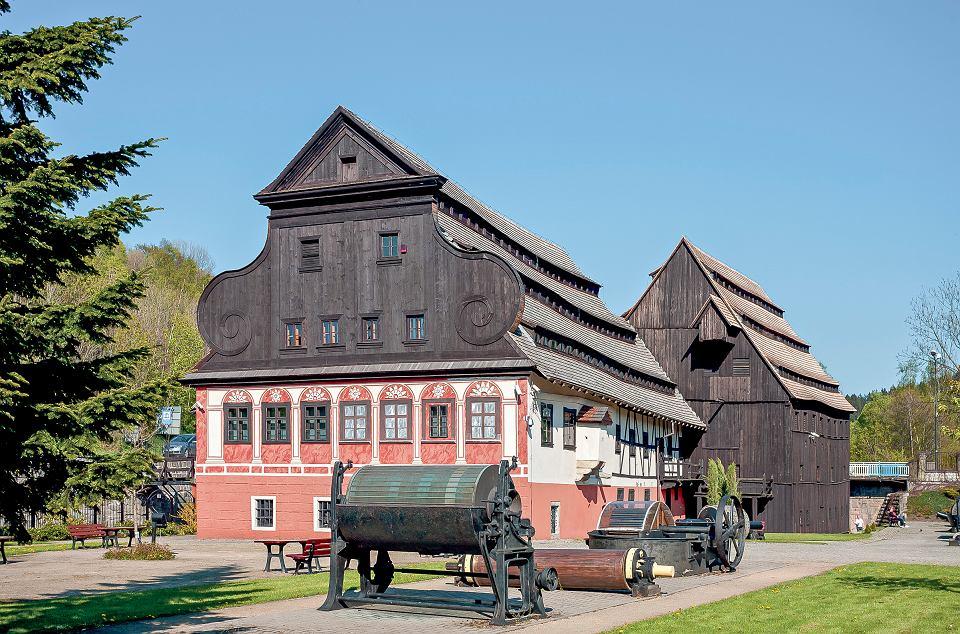 Młyn papierniczy w Dusznikach-Zdroju