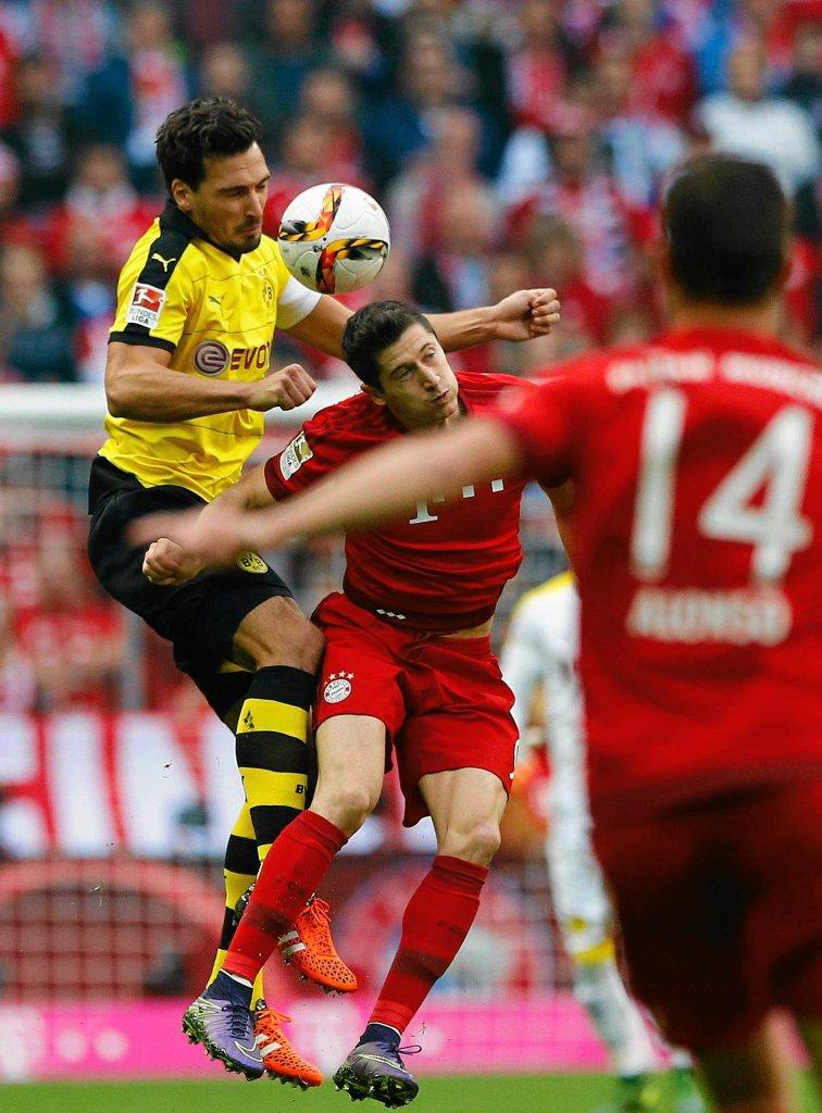 Borussia - Bayern