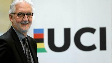 Brian Cookson, prezydent UCI