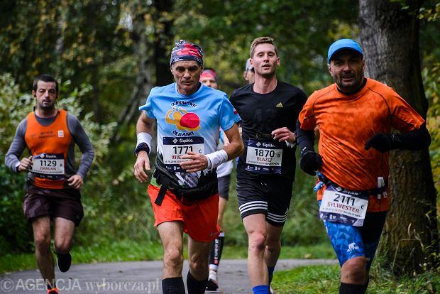 Zdjęcie numer 82 w galerii - Silesia Marathon. Chłód i wiatr niestraszne, rekord pobity! [ZDJĘCIA]