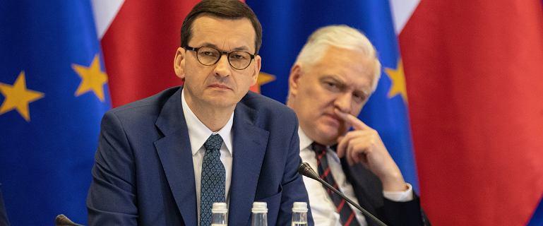 PiS w potrzasku. Morawiecki i Kaczyński wściekli, bo Gowina grozi, że zatopi Ład