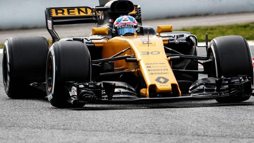 Renault R. S. 17 - czy już tym bolidem Robert Kubica niedługo będzie jeździł w Formule 1? 2 sierpnia Polak przetestuje ten model na Hungaroringu, torze F1