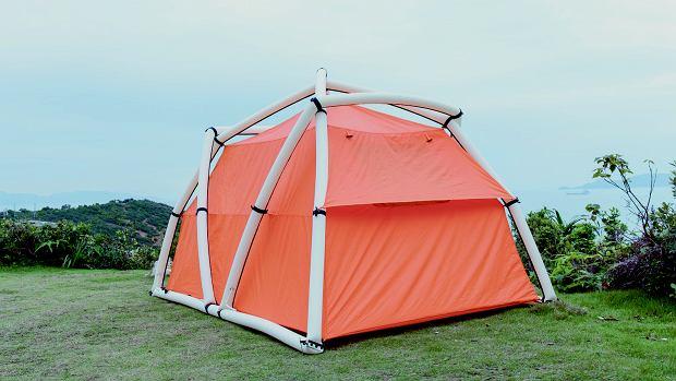 Namiot z tenttube.com