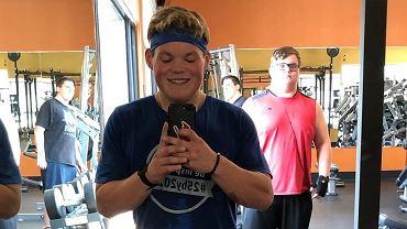 Ethan Taylor trening