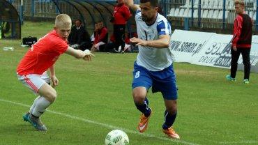 Trzecia liga piłkarska: Stilon Gorzów - Foto Higiena Gać 1:0 (0:0)