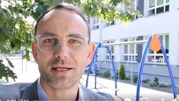 Paweł Lichtański, burmistrz Iłowej