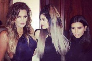 Khloe Kardashian, Kylie Jenner i Kim Kardashian