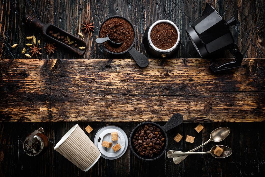 Kawa w wersji espresso wydobywa wyjątkowy smak i aromat z jej ziaren.