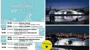 H&M Loves Music Warsaw