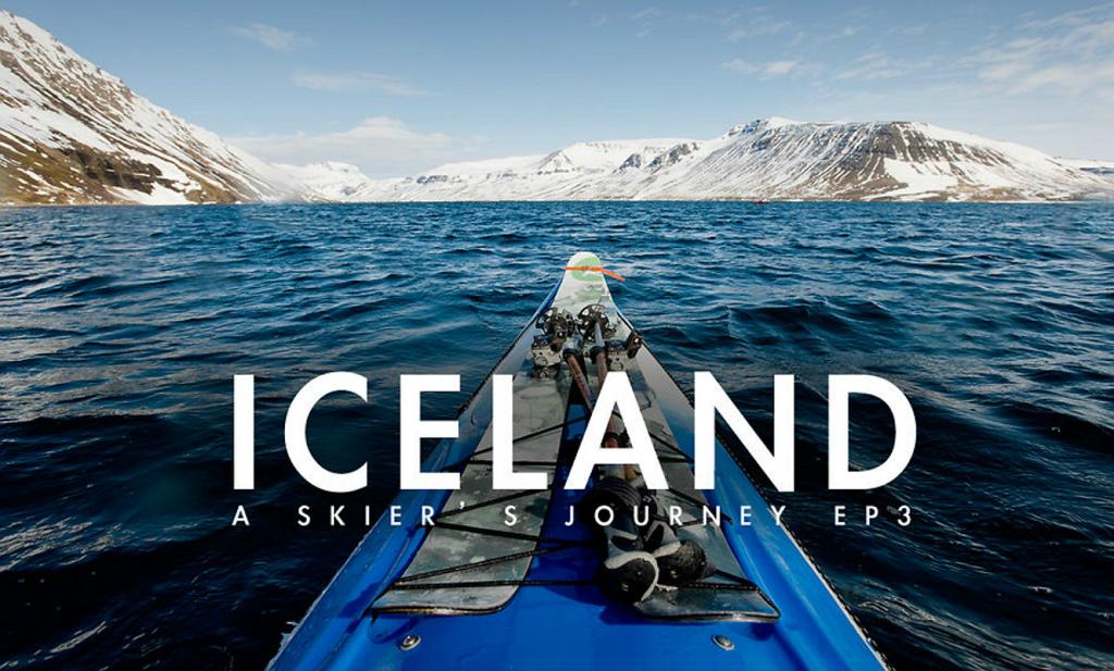 Skeir's Journey 3: Iceland. Narty na Islandii