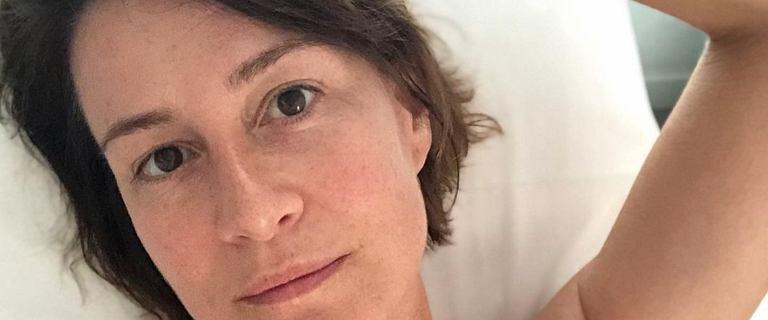 Maja Ostaszewska ma koronawirusa. Opisała przebieg choroby