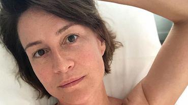 """Maja Ostaszewska ma koronawirusa. Opisała przebieg choroby. """"Ból głowy, jakiego nie znałam. Nie pozwala spać"""""""