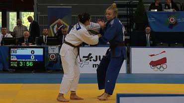 Eliza Wróblewska na Pucharze Europy