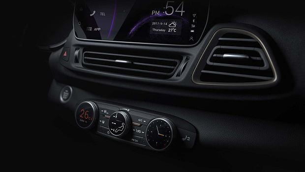 Tak ma wyglądać wnętrze koncepcyjnego SUV-a