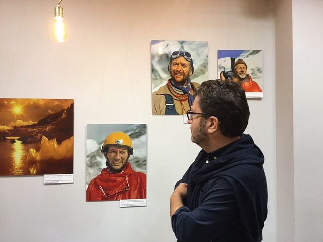 Wystawa ''Himalaje, Karakorum. Obrazki i glosy z gór''