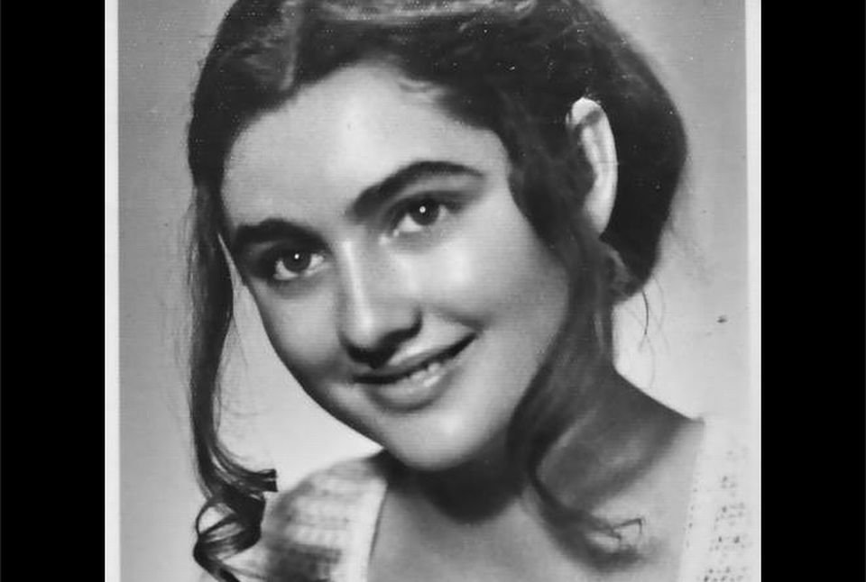 Pani Romana w 1971 r