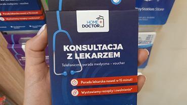 Vouchery HomeDoctor na teleporady lekarskie