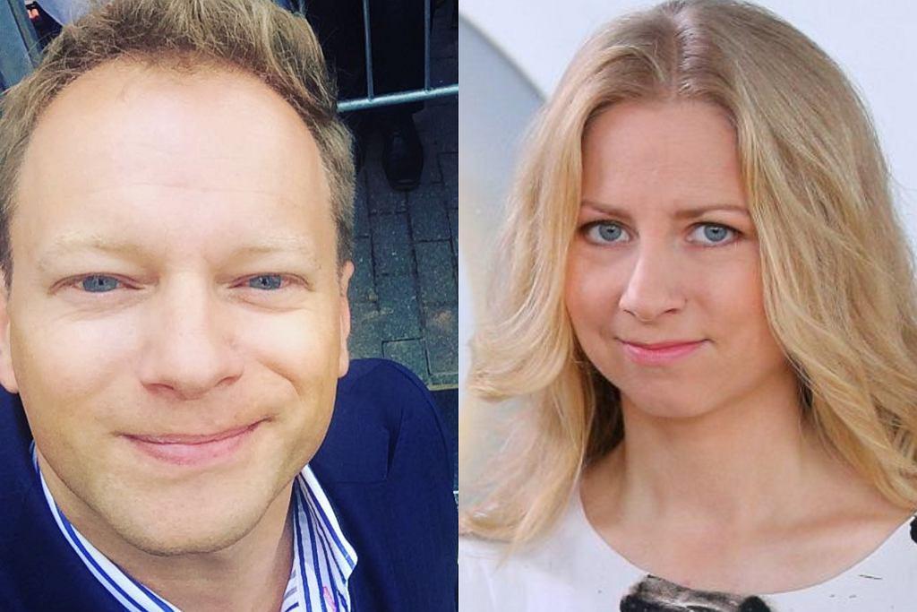 Maciej Stuhr i Marianna Stuhr