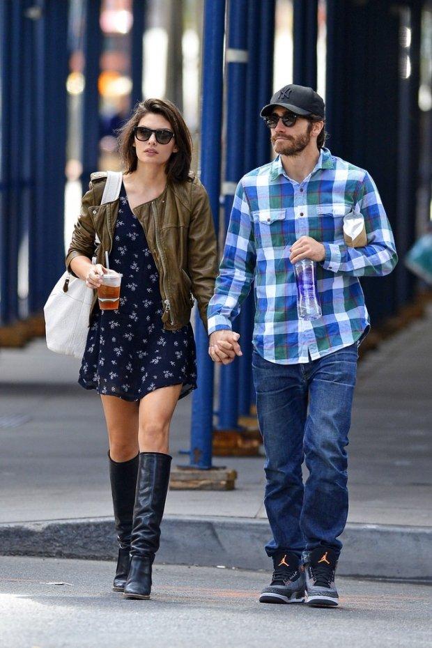 Alyssa Miller i Jake Gyllenhaal
