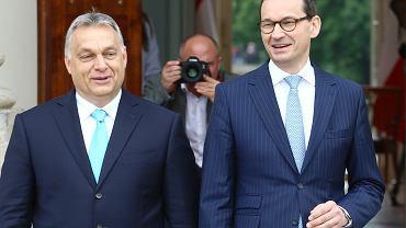 Mateusz Morawiecki i Viktor Orban doszli do kompromisu z UE ws. budżetu UE