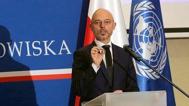Michał Kurtyka zdał prezydencję COP24