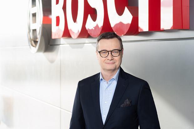 Rafał Rudziński, prezes polskiego oddziału Bosch