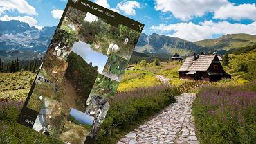 Turyści pozostawiają w Tatrach góry śmieci